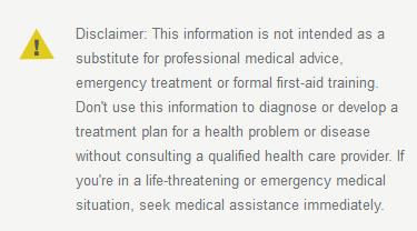 ebook disclaimers \u2013 the fastest free disclaimer generator!mayo clinic medical disclaimer